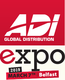 We're exhibiting at the ADI Expo in Belfast on 7th March!!