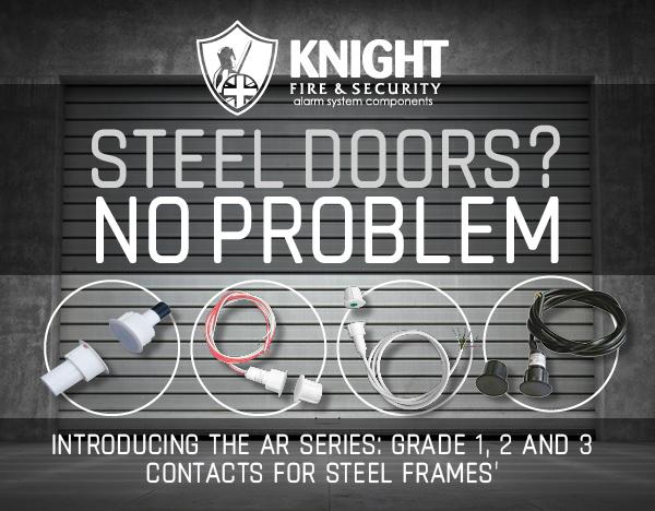 Steel Doors?  No Problem