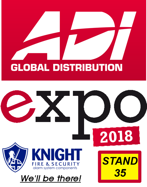 Visit us at the ADI Expo Birmingham on 15.11.18
